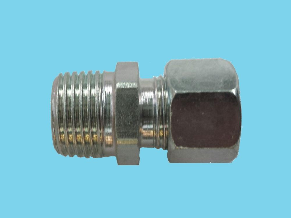 "Koppeling Rs-1/2"" Rs-12mm"