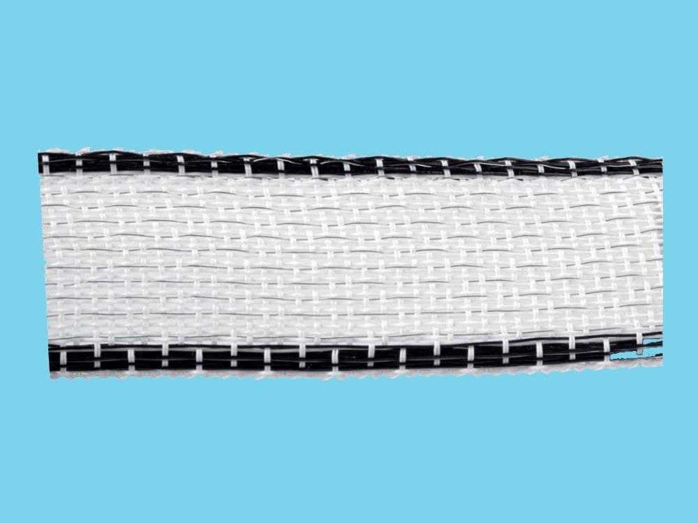 Schriklint Wit 40mm 200m Powerline
