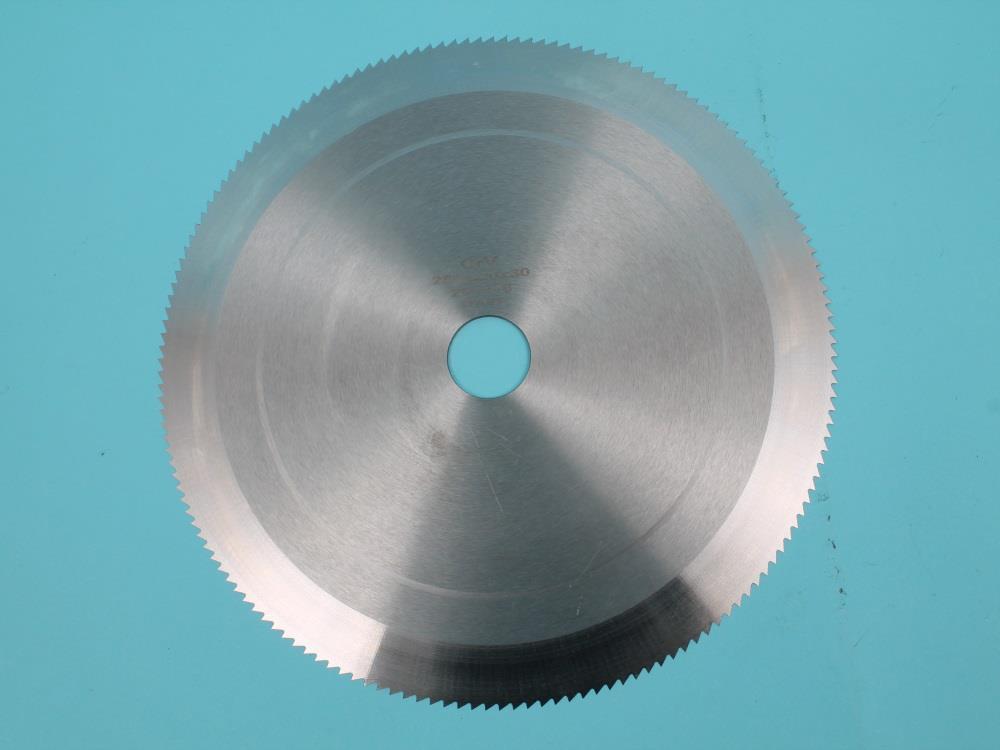 Cirkelmes 250x32x2 (fase links)
