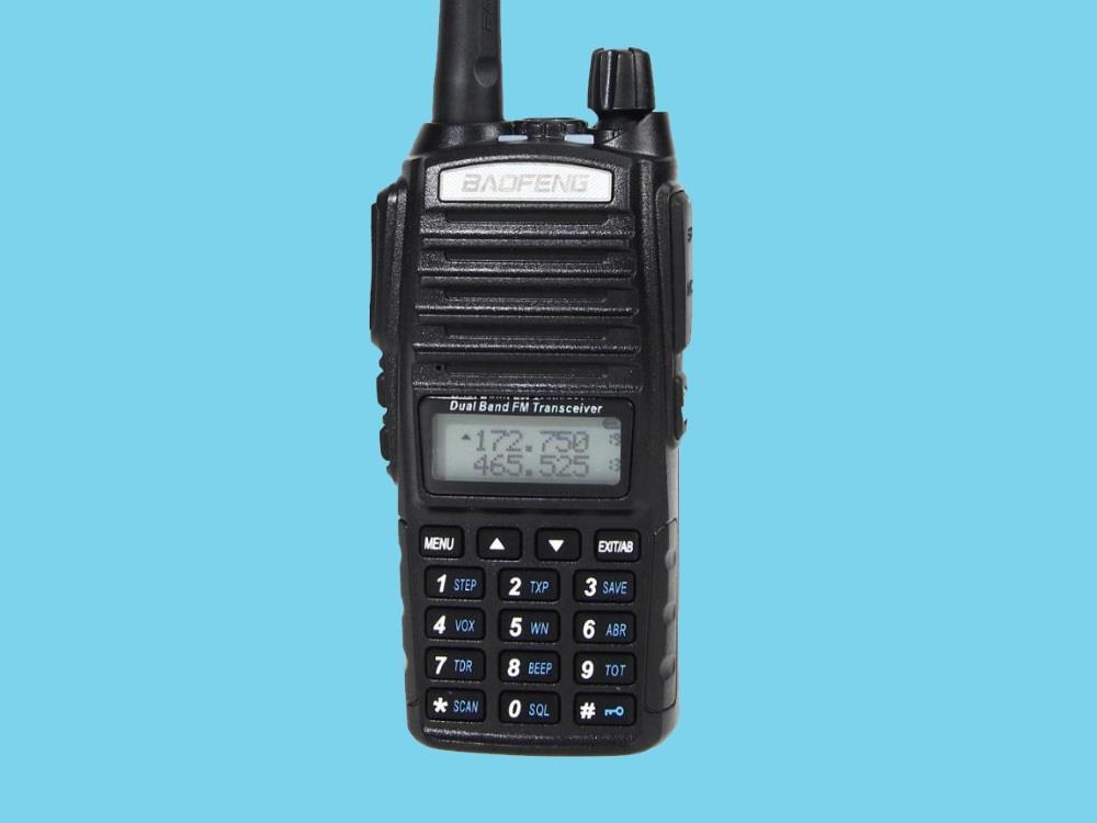 Portofoon Baofeng UV-82 Dualband 5Watt