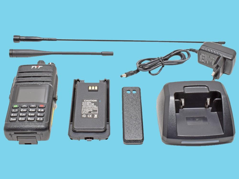 Portofoon TYT TH-UV8200 Dualband 10watt