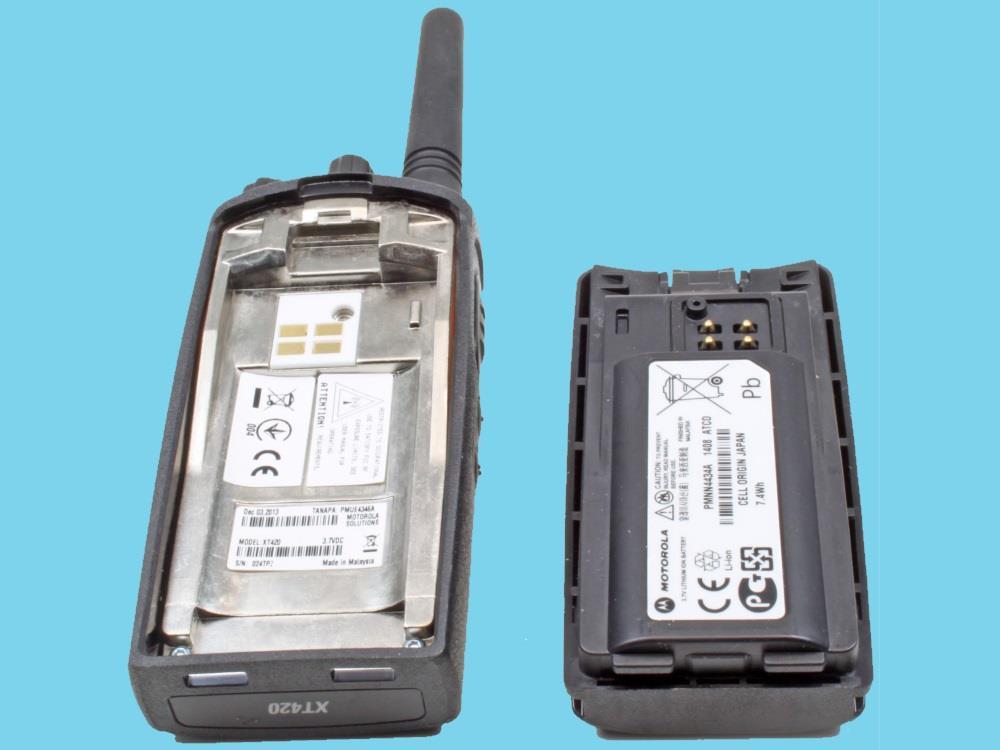 Portofoon Motorola XT420