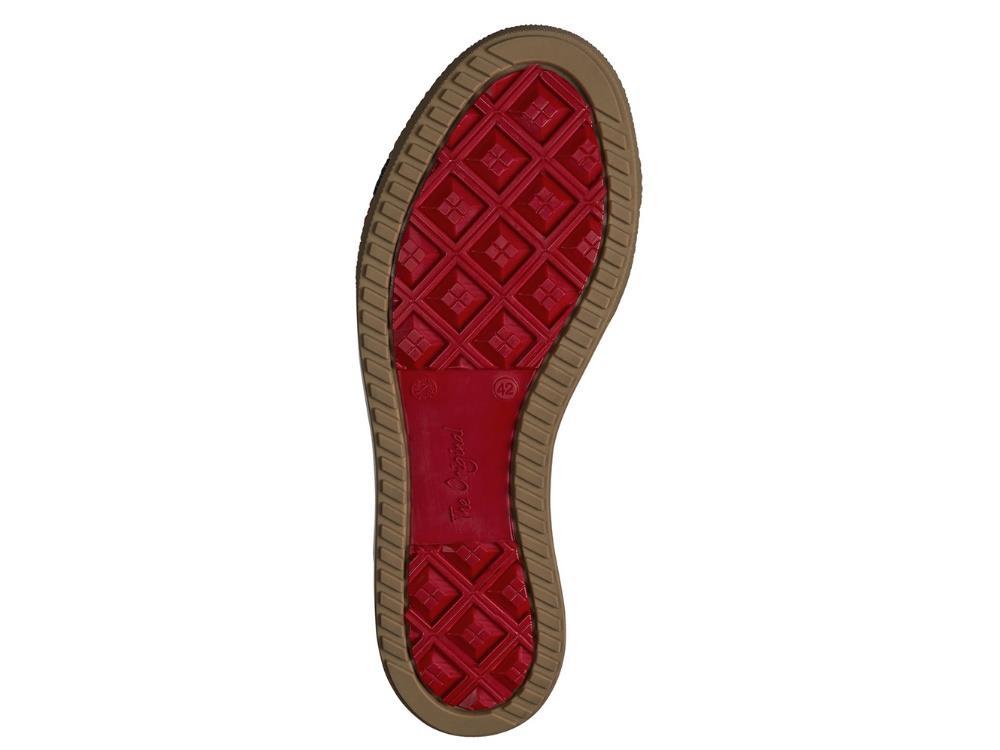 Werkschoen Redbrick Smaragd maat 47 S3 hoog bruin