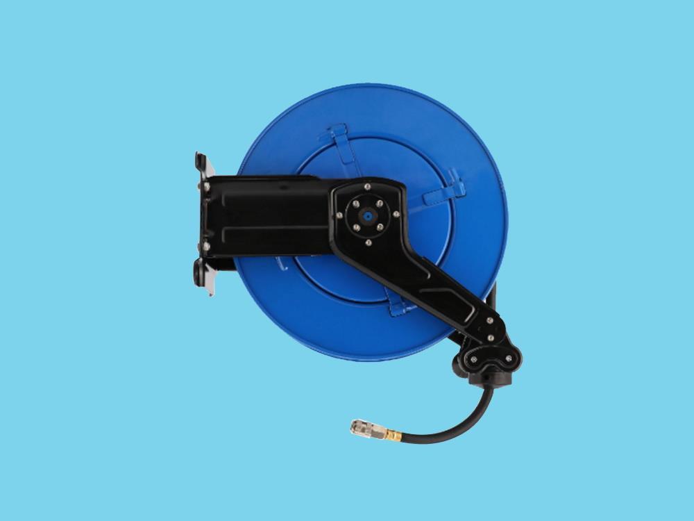Haspel metaal 20m Ø9,5mm