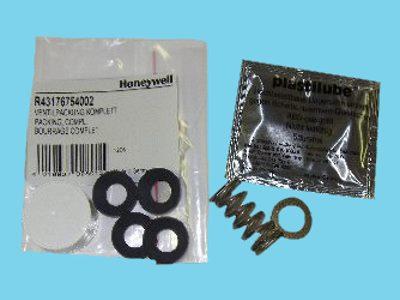 Reparatieset 10mm asafdichting Honeywell afsluiter V5329A