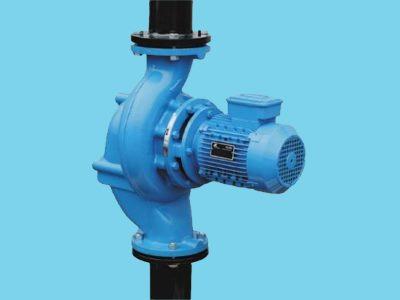 Johnson inbouw circulatiepomp CombiLine CL 40C-125 0,25kw