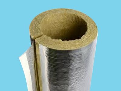 Rockwool 810 isolatieschalen 25 mm dikte