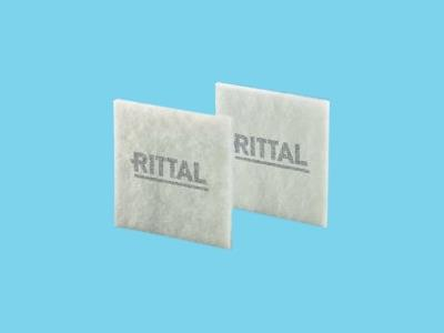 Rittal vervangingsfilter tbv 465 m3/H 289x289x12mm