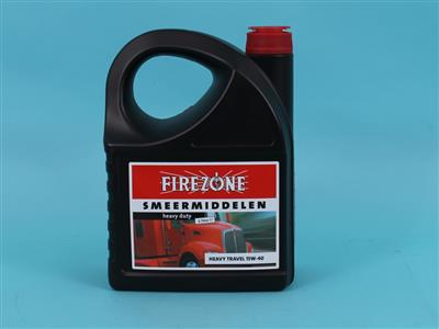Firezone Heavy Travel 15w40 5ltr