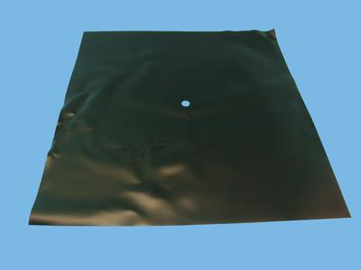 Zw aquatex folie 60x60cm + gat 32mm