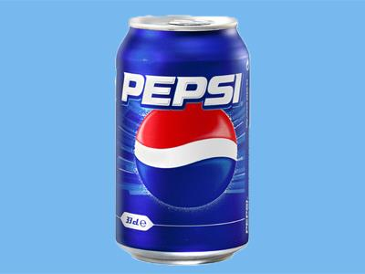 Pepsi cola regular 33cl 24 blik