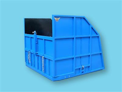 Afvalcontainer Bio Hopper Compact 6000 liter