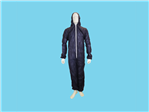 Allwear overall PP [non-woven] XXL blauw 50st