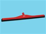 Vloertrekker Vikan 70cm rood