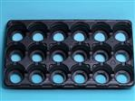 Teku tray DT 9/18 zwart  1290 ep