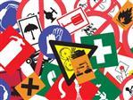 Welke waarschuwingsborden heb je nodig op een bedrijf?
